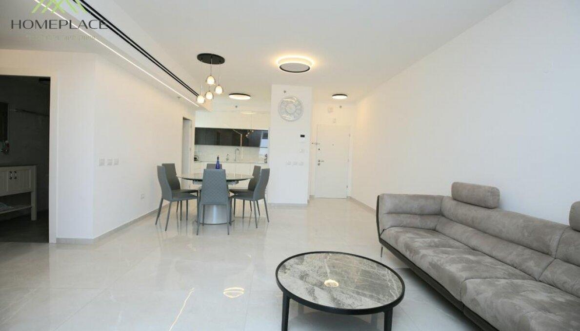 דירת 4 חדרים למכירה בבפרוייקט החדש של אברהמי