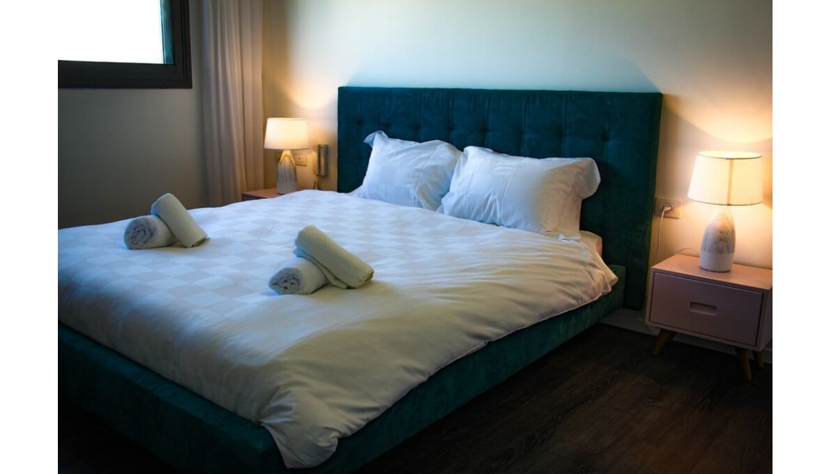 חדר שינה גדול