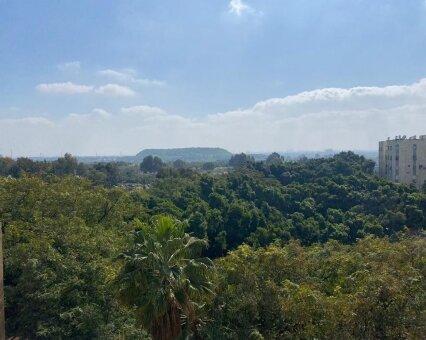 נוף ירוק ופתוח תל אביב